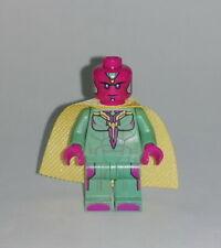 LEGO Super Heroes - Vision - Figur Minifig Civil War Avengers Corvus 76067 76103