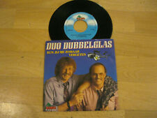 "7"" Single Duo Dubbelglas Kun Jij Me Zomaar Vergeten Vinyl Dino Music DNS 2033"