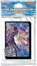 Konami YU-GI-OH! The Dark Magicians Card Protector Sleeves (50 Count)