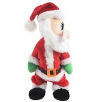 Christmas New Gift Dancing Electric Musical Toy Santa Claus Doll Twerking S B8T6