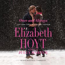 Once and Always by Elizabeth Hoyt 2015 Unabridged CD 9781478958536
