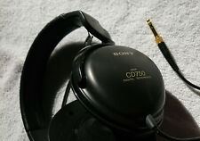 Sony MDR CD750 over-the-ear headphones, GREAT sound, very comfortable. USED!