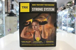 TRX Strong System Suspension Strength Trainer Kit