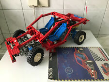 LEGO TECHNIC VOITURE chassis (8865)
