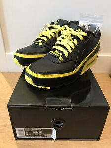 Undefeated x Air Max 90 Black/Yellow US8