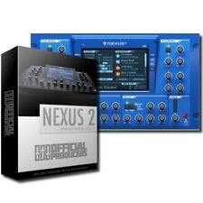 Nexus 2 Vst Plug-in (FL STUDIO WINDOWS ONLY) - E-Delivery