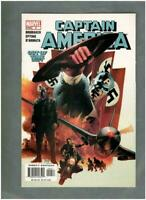 Captain America #6, NM- 9.2, 1st Appearance Winter Soldier