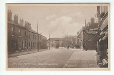 The Car Terminus Market Street Westhoughton Wigan Bolton Lancashire Early 1900s