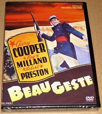 BEAU GESTE 1939 - English Español - Precintada