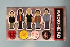 Radiohead South Park Sticker Set (2001)