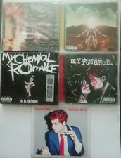 My Chemical Romance. Gerard Way CD Bundle. X 5 Inc: I Brought You My Bullets.