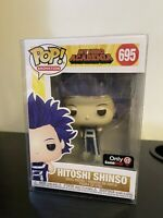 Funko Pop! Hitoshi Shinso Gamestop Exclusive My Hero Academia #695 - MINT