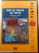 DVD REPORTAGE - Sur les traces de TINTIN au TIBET Française zone 2 dessin animé