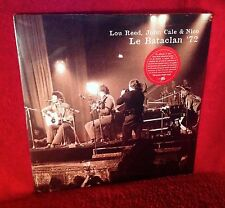 VELVET UNDERGROUND Le Bataclan '72 2xLP 180-gram VINYL Lou Reed John Cale Nico