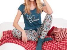 Avon Ladies Let It Snow Pjs (New & Sealed) (Size 10/12)