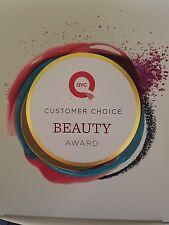 QVC Customer Choice Beauty Awards