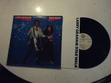 Larry Graham With Graham Central Station – Star Walk - LP
