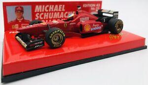 Minichamps 1/42 F1 Ferrari E310 Michael Schumacher 510964321