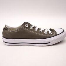 Nuevo Converse Mujer Chuck Taylor All Star Canvas Gris Carbón Zapatos Talla 6.5