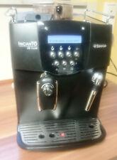 Saeco Incanto de luxe Kaffeevollautomat in schwarz