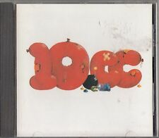 10CC - Self Titled / Same 1973 Album Re-Issue CD -Castle Press RARE