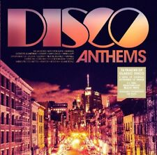 DISCO ANTHEMS 18 EXTENDED VERSIONS (BONEY M.,VILLAGE PEOPLE,...) 3 VINYL LP NEW!