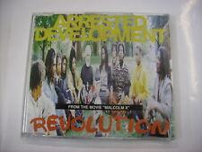 ARRESTED DEVELOPMENT - REVOLUTION - CD SINGLE LIKE NEW 1992 ITALY