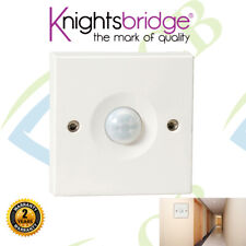 PIR Light Switch Security Occupancy Motion Detector Wall Mounted Energy Saving