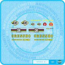 Les transferts stickers 3rensho - - Stickers-Set 1