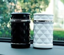 Ashtray Car Smokeless Portable LED Light Cigarette Ash Holder Cup