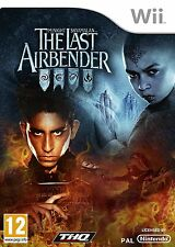 The Last Airbender Nintendo Wii PAL Brand New