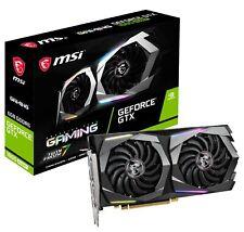 MSI GeForce GTX 1660 SUPER GAMING Graphics Card, PCI-E x16, No NVLink, VR Ready