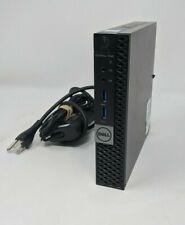 Dell Optiplex 7040 Micro/Tiny/Small PC MFF, i5-6500T, 8GB,500GB HDD,No O/S *READ