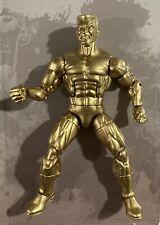 Marvel Legends Custom MOLTEN MAN - Captain Spider Goblin Jackal Venom Carnage
