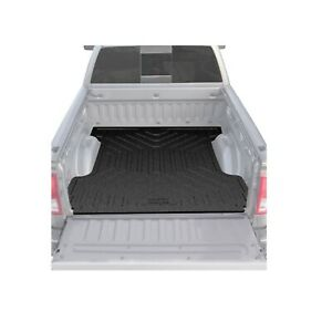 """Husky Liners 16010 Black Heavy Duty Bed Mat for 17-21 F-250/F-350 w/ 81.9"""" Bed"""