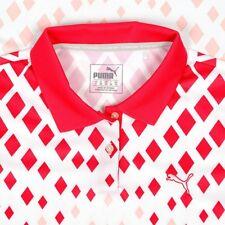Puma Diamond Graphic Rose/Red D38