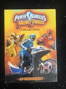 Coffret 5 DVD  : «Power Rangers Force Cyclone » 5 Volumes