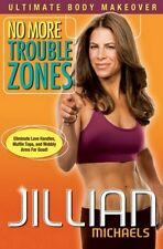 Jillian Michaels - No More Trouble Zones (DVD, 2009) LOSE WEIGHT