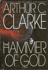 The Hammer of God Arthur C. Clarke Book Hardcover Dust Jacket Science Fiction
