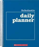 Daily Planner - Spiral-bound By Teaching Resources, Scholastic - VERY GOOD