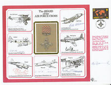 DM1e Large Cover Special Signed by 7 Air Force Cross Holders