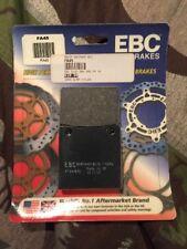 EBC Motorcycle Brake Pads.  NEW!!!!!   FA45