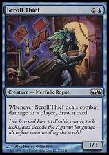 4x Scroll Thief M11 MtG Magic Blue Common 4 x4 Card Cards