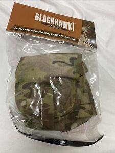 Blackhawk 7.62 Ammo Pouch With Dump Lid & Divider MOLLE Multicam
