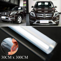 3M*30cm Clear Car Auto Protective Film Vinyl Door Edge Paint Protection 11x118