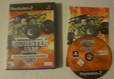 Monster Jam Maximum Destruction COMPLETE PS2 Aussie Seller Fast Post!