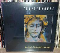 LP CHAPTERHOUSE - WHIRLPOOL - ORIGINAL RECORDINGS - BLUE - RSD 2019