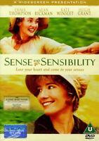Sentido Y Sensibilidad DVD Nuevo DVD (CDR94509)