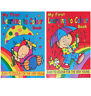2 X MY FIRST LEARNING TO COLOUR COLOURING BOOKS BOOK KIDS CHILDREN BOYS GIRLS