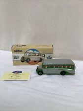 Corgi 1/50 Scale Model Bus 98163 - Bedford OB - Grey Green New Boxed - 102